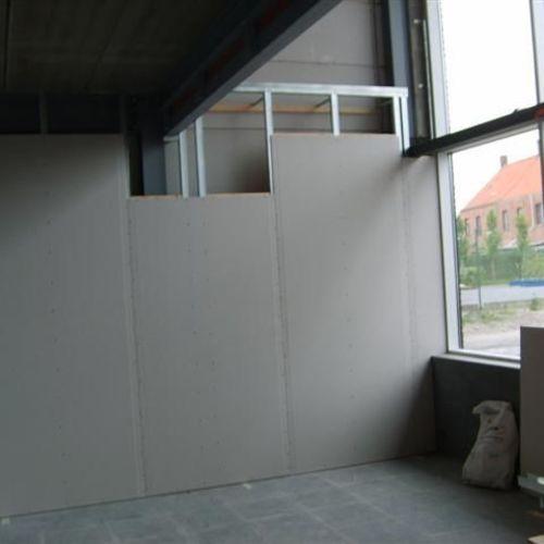 Droogbouw Descheemaeker - Realisaties - IDE Pittem - Winkelinrichting