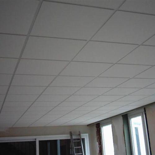 Droogbouw Descheemaeker - Realisaties - Klooster: Pittem- Ontspanningszaal
