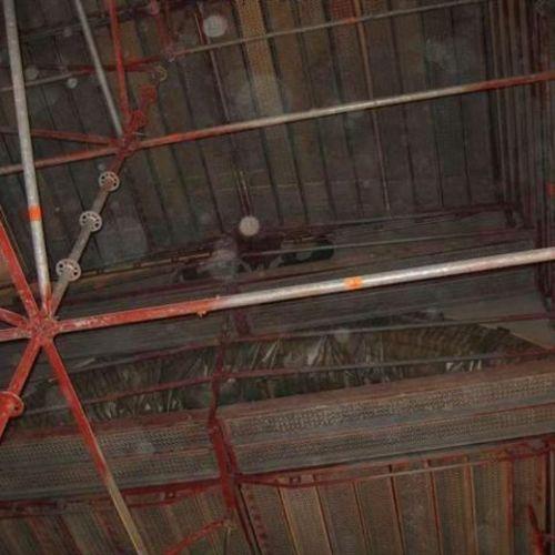 Droogbouw Descheemaeker - Realisaties - Kerk: Wingene- Plafond