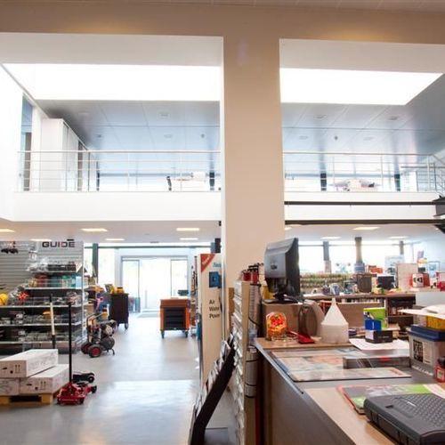 Droogbouw Descheemaeker - Realisaties - Winkel