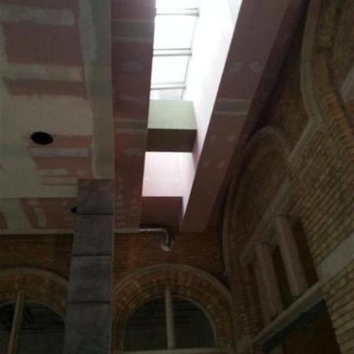 Droogbouw Descheemaeker - Realisaties - Gerechtsgebouw Ieper