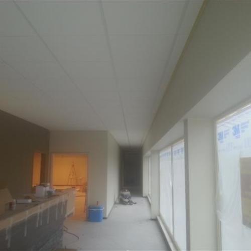Droogbouw Descheemaeker - Realisaties - Funerarium Maldegem