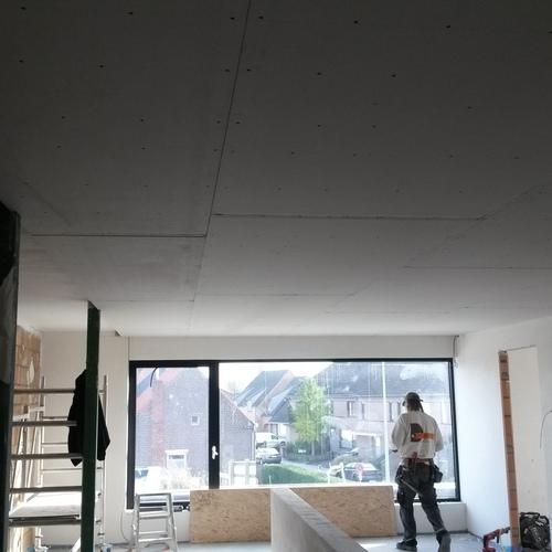 Droogbouw Descheemaeker - Realisaties - Privéwoning Pittem